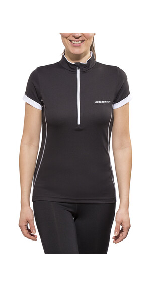 axant Elite Short Sleeve Jersey Women black/white